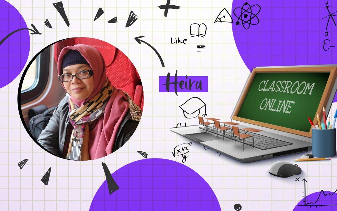 Ezagutu taldea: Heira Hardiyanti