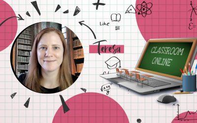 Lernen Sie das Team kennen: Teresa Fidge